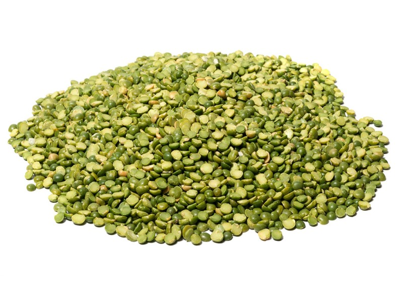 Peas, Green Split, 1 lb.
