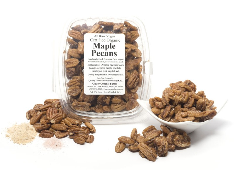 Maple Pecans, 5 oz.