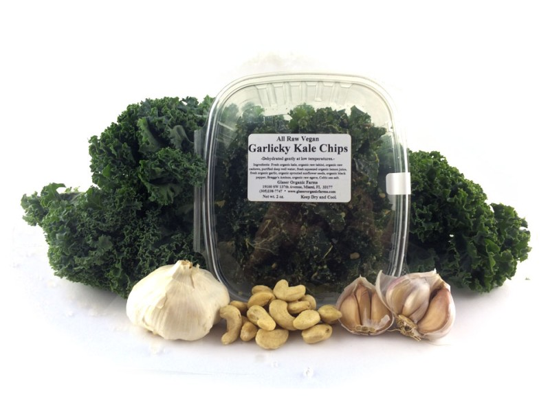 Kale Chips, Garlicky, 2 oz.
