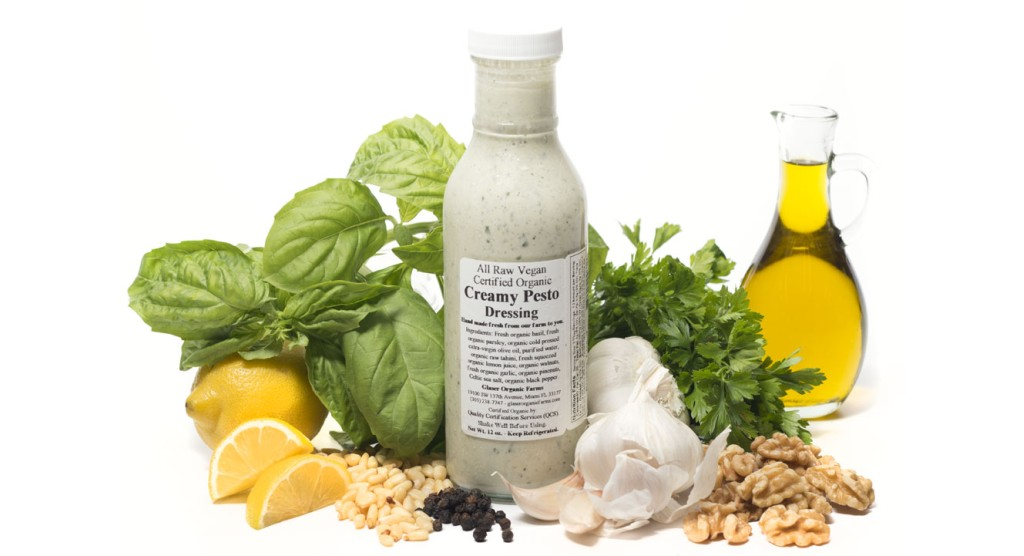 Creamy Pesto Dressing, 12 oz.