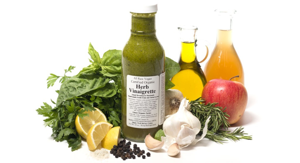 Herb Vinaigrette Dressing, 12 oz.