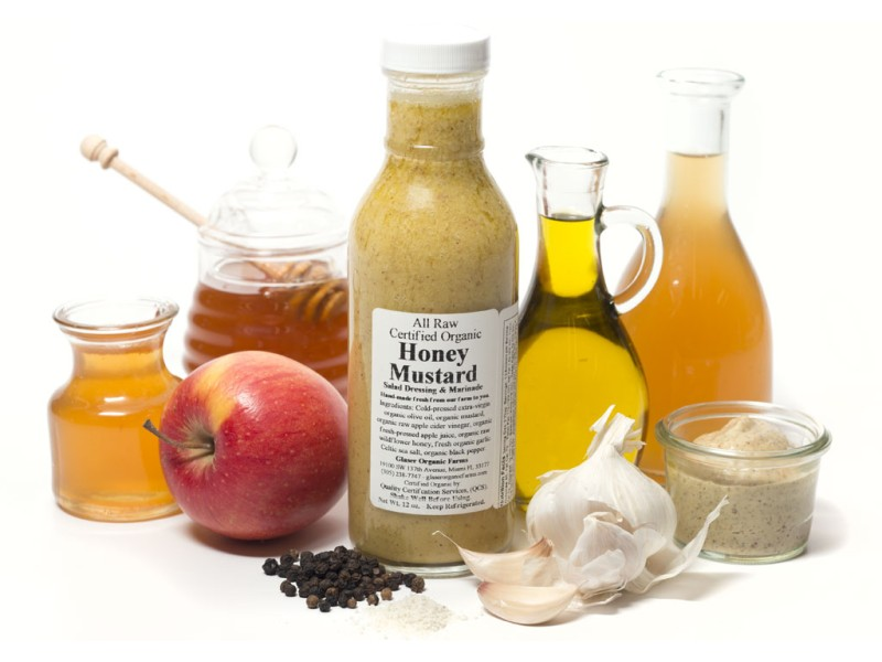 Honey Mustard Dressing, 12 oz.