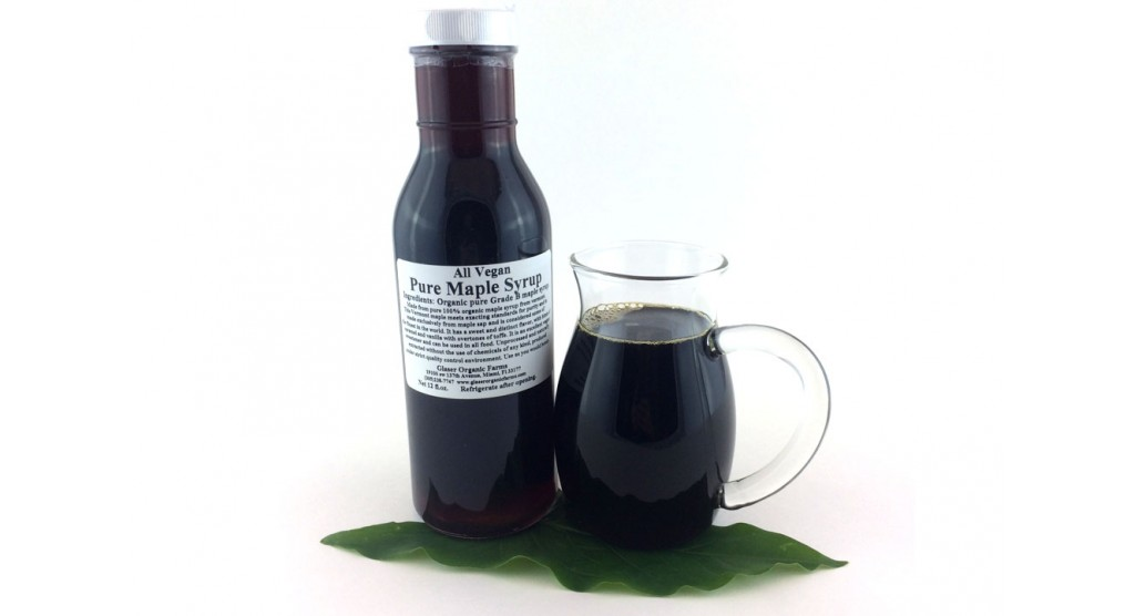 Maple Syrup, Grade B, 12 oz.