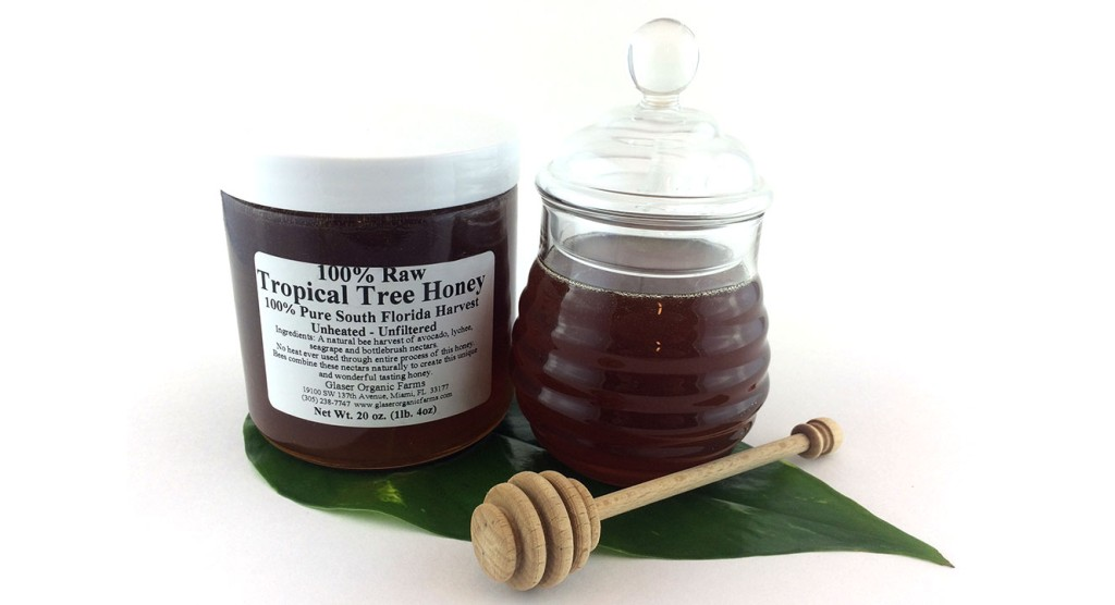 Honey, Tropical Tree, 16 oz.