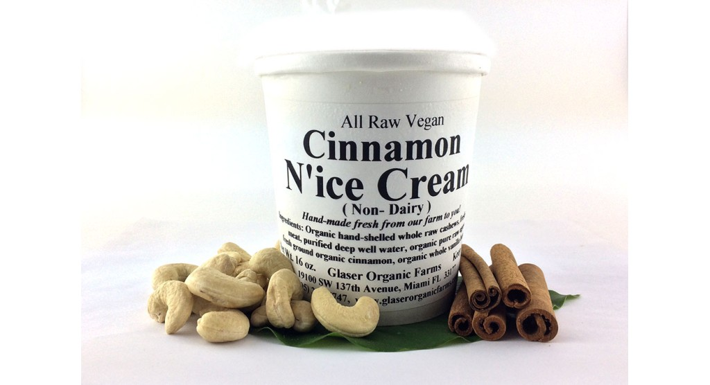 Cinnamon Vanilla N'Ice Cream, 16 oz.