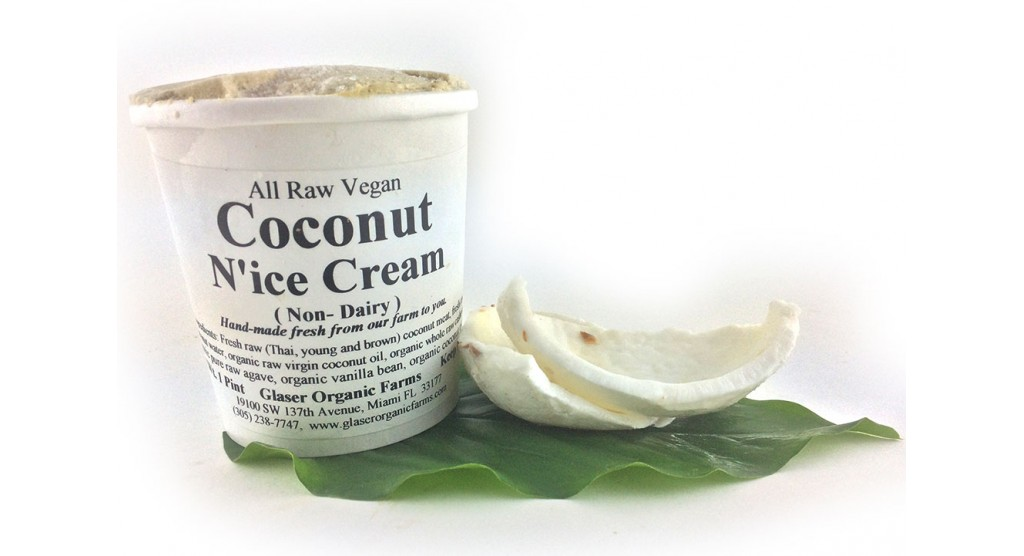 Coconut N'Ice Cream, 16 oz.