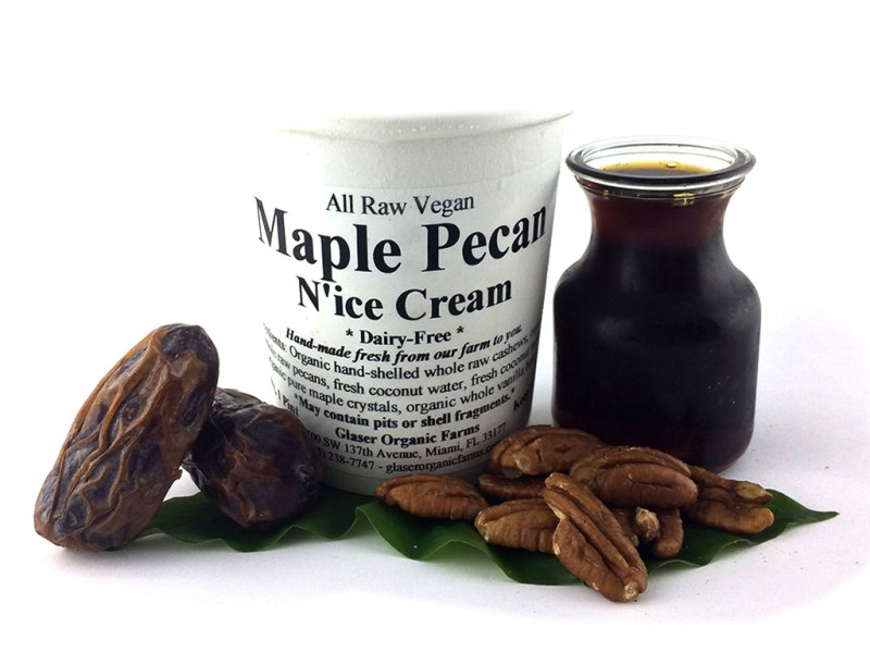 Maple Pecan N'Ice Cream, 16 oz.