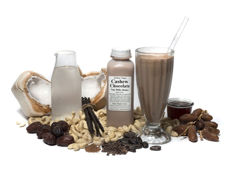 Cashew Chocolate Nut Milk 16 oz.