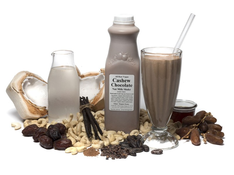 Cashew Chocolate Nut Shake, 32 oz.