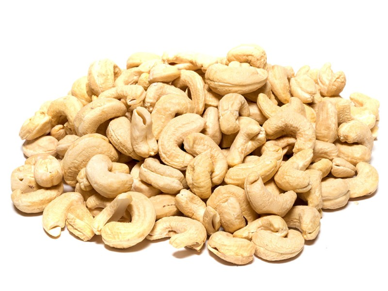 Cashews, Whole Germinated, 8 oz.
