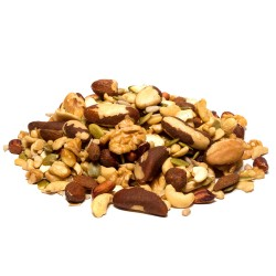 Nuts, Seeds, and Nut Butters