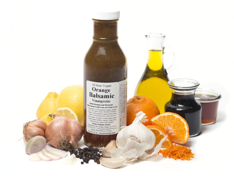 Orange Balsamic Dressing, 12 oz.