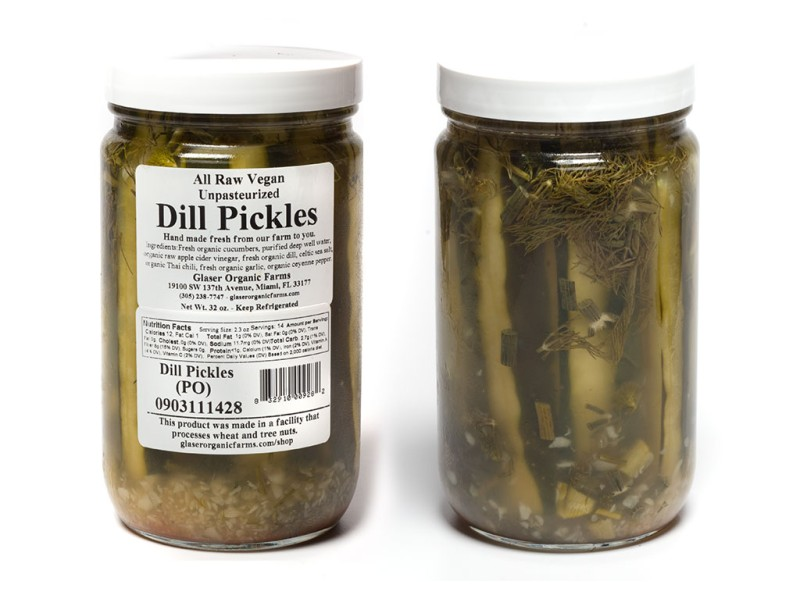 Dill Pickles - 32 oz.