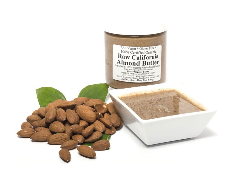 Almond Butter, California Sprouted, 10 oz.