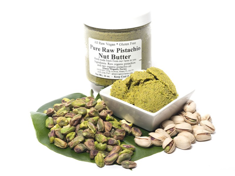 Pistachio Butter, 10 oz.