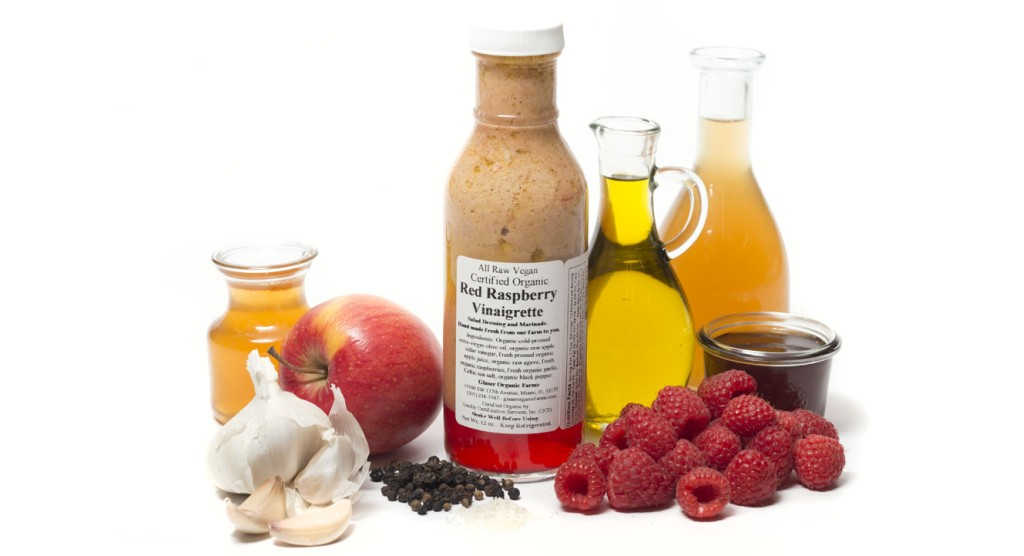 Red Raspberry Vinaigrette, 12 oz.