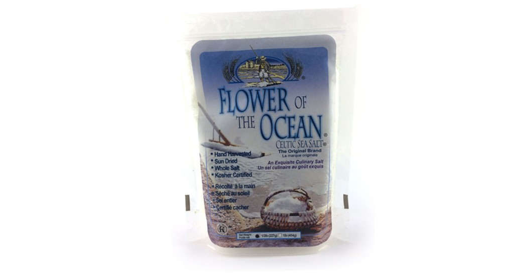"Fleur de Sel, ""Flower of the Ocean"", 16 oz."