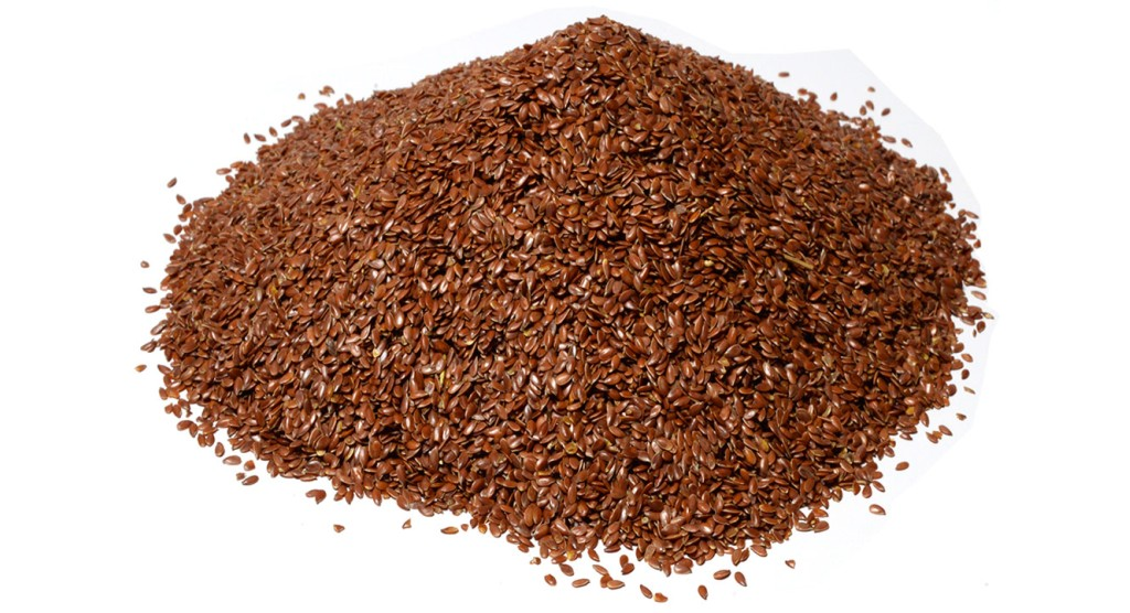 Flax Seeds, Red, 16 oz.