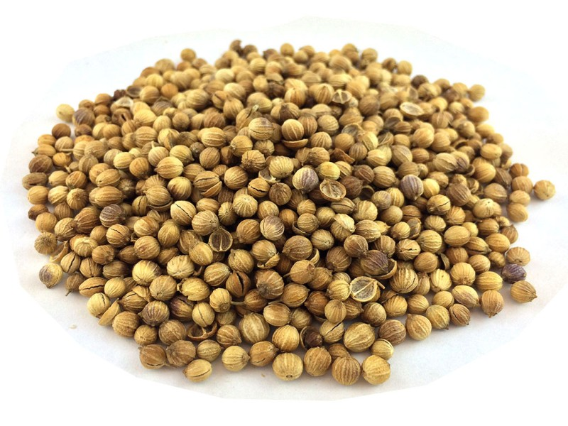 Coriander Seeds, Whole, 2 oz.