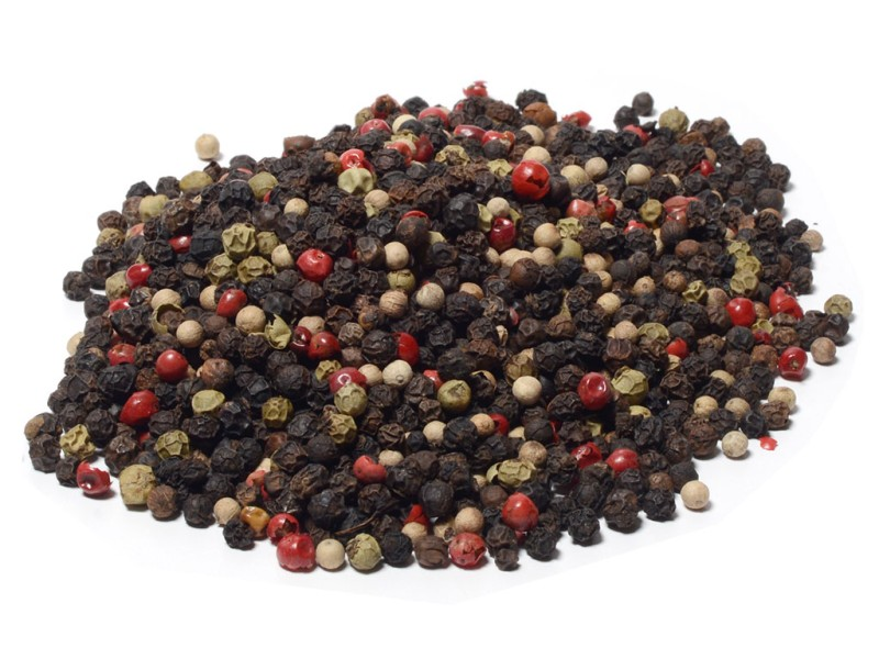 Peppercorns, Rainbow, 2 oz.