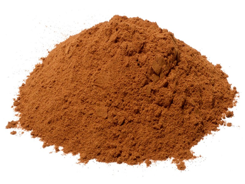 Cinnamon Powder (Ceylon), 2 oz.