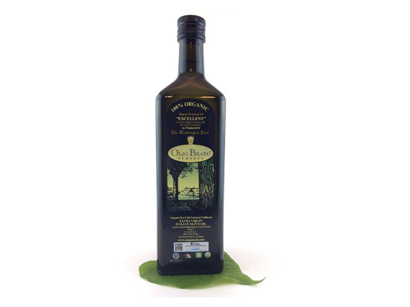 Olive Oil, Olio Beato, 16.9 oz.