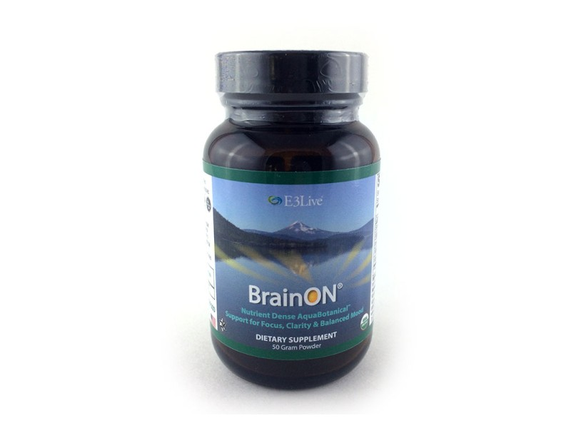 E3 Live, Brain On Powder, 50 grams